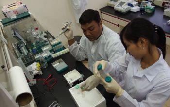 水生物分子遺傳研究室